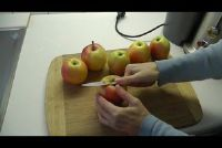 Most - dus je maakt appelsap om grootmoeders