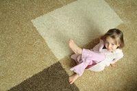 Clean wollen tapijt - hoe het werkt