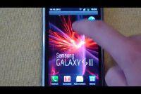 Samsung Galaxy S2: tilt-functie werkt niet - wat te doen?