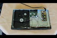 DVD-spelers defect - zodat u de schijf te reinigen