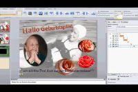 PowerPoint-presentatie van de verjaardag - creatieve ideeën