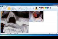 2 beelden samenvoegen in Paint - Hoe het werkt
