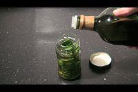 Maak basilicum olie zelf - hoe het werkt