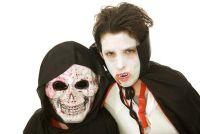 Vampire - make-up tips voor een eng kostuum