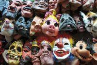 Horror Maskers - de 5 beste