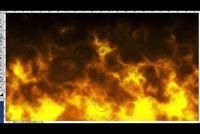 Maak vlammen in Photoshop - een tutorial