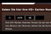 Verleng HD Plus-kaart - hoe het werkt