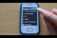 De Samsung Galaxy Y veranderen de beltoon - hoe het werkt