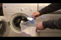Was schoenen in de wasmachine - hoe het werkt