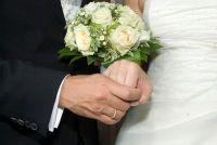 Bind de bloemen naar de bruiloft - dus beheren van een bruidsboeket