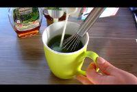 Matcha thee voor het verliezen van gewicht