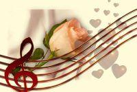 Muziek voor de huwelijksceremonie - ideeën voor romantische liedjes voor de inzameling