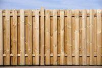 Benadruk Wood tuinhek recht - hoe het werkt