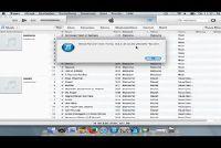 iTunes update handmatig - hoe het werkt