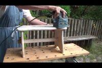 Verwijder houtbeitsen - hoe het werkt