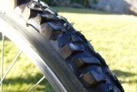 Change Bike Tire - Hier is hoe