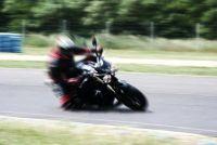 Motorrijden - het overwinnen van de angst van de curve