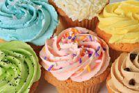 Met cupcake liners tinker - Aanwijzingen voor een lamp