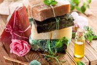Het maken van zeep - zo beheert een Honey Rose Soap