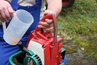 Dolmar 6400 - verzorging en onderhoud instructies voor de kettingzaag