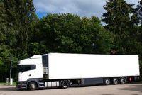 Vrachtwagen verbod - dat er in Europa genoteerd