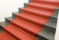Verwijder tapijt van trappen - weg naar succes