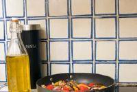 Keuken spiegel ontworpen - smaakvolle ideeën