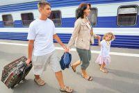 Gebruik familie ticket trein goed - hoe het werkt