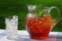 Ice Tea doe het zelf - als een verfrissing en cocktails