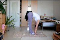 Yoga - instructies voor de zonnegroet