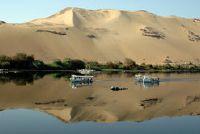 Welke landen in de Nijl stroomt?