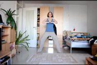 Bovenlichaam training thuis - eenvoudige oefeningen om spieren op te bouwen