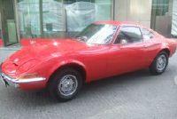 Opel GT klassieke auto kopen particulier uit - dat u moet zich bewust zijn dit