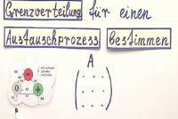 Wat is de grens verdeling met matrices?  - Hoe om het te berekenen