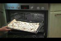 Champignons drogen in de oven - hoe het werkt