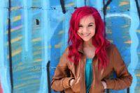 Verft je haar met GIMP - Hoe haarkleur vrijwel testen