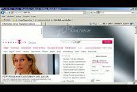 Instellen van T-online als start - hoe het werkt