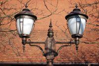 Sluit de twee lampen in een lijn - hoe het werkt