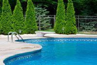 Chloorgehalte in het zwembad te hoog - wat te doen?