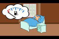 Vermoeidheid ondanks voldoende slaap - het kan zijn omdat