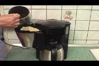 Cook drip koffie - hoe het werkt