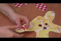 Naaien opgezette dieren zelf en borduren - Instructies