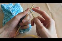 Baby sjaal breien gemakkelijk gemaakt - Guide Beginner's