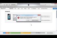 Problemen met de 3194 iPhone 4 - Hoe werkt het?