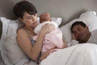 Co-Sleeping - de baby in mijn bed