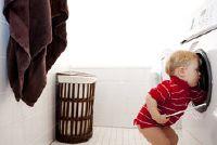 Bosch Logixx 8: Parental Control - Nuttig