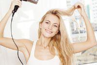 Oranje steek in je haar - handig beauty tips