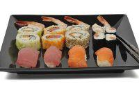 Sla calorieën met sushi - hoe het werkt