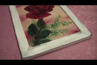 Decoratie in Shabby Chic - Wij maken dus houten voorwerp een