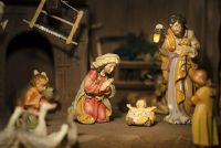 Modern kerststal spelen lijst - Tips
